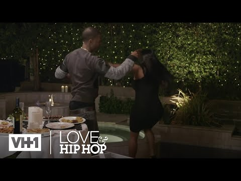 Ray J Pushes Princess in the Pool | Love & Hip Hop: Hollywood | #TBT