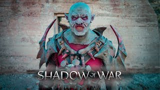 Shadow of War - ORC in REAL LIFE!