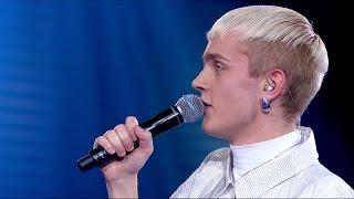 Erik Rapp är velig kring framtiden - Idol Sverige (TV4)