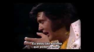 """Elvis Presley """"I'm so lonesome I could cry"""" (com legendas)"""