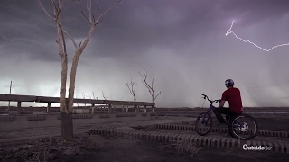 Danny MacAskill Bikes the Ghostly Ruins of Villa Epecuén | Ultimate Rush