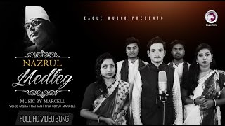 NAZRUL MEDLEY Song | Marcell | Official Music Video | 2016