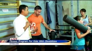 Brandon Roth Live at Fitness Program For Kids  5/4/16