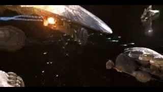 (Space Battleship Yamato Space Battle Compilation )