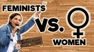 Feminists vs. Women   The Andrew Klavan Show Ep. 445