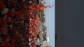 Cpim Big  Relly In Dharmanagar Today