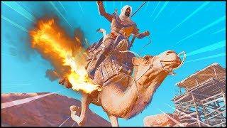 GRAND THEFT EGYPT: ORIGINS   Assassin