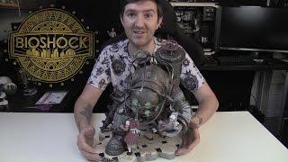 Bioshock Big Daddy Collectors edition Unboxing