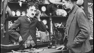 Charlie Chaplin in The Pawnshop [1916] | Silent Film