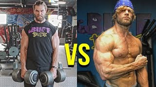STRENGTH vs SIZE Workouts | Which Training is BEST?