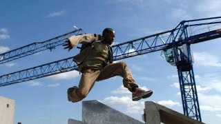 Making of Casino Royale-Parkour Chase (Ft.Sebastian Foucan)