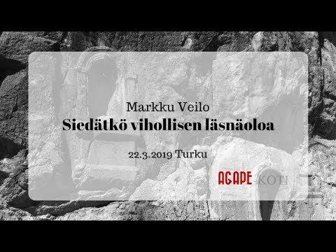 Xxx Mp4 Siedätkö Viholisen Läsnäoloa Markku Veilo 22 3 2019 3gp Sex