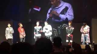 2PM Go Crazy Dallas- English Session