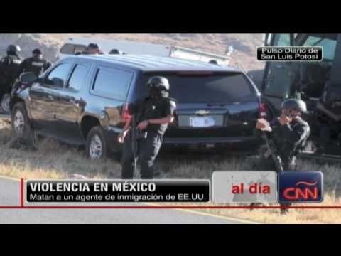 NARCOS ATACAN AGENTES DE MIGRACIÓN DE EE.UU VIDEO 1 DE 5