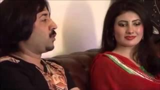 Funny video Nazia iqbal jawid fiza and Lala Hashiim