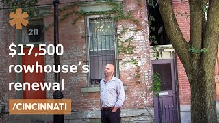 Rust Belt rebirth: a $17,500 Cincinnati old home renewal