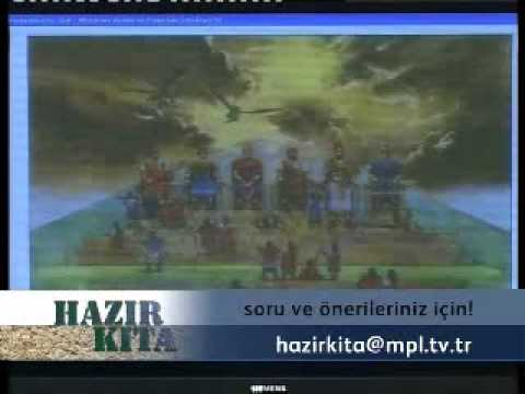 Hz. Musa Ve Harun Peygamberlerin Heykel Kabir Ve Kutsal Emanetleri TUVA da Cafer İskenderoğlu
