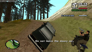 GTA San Andreas - Lure - Woozie Mission 3