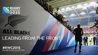 LEADERSHIP: How to tackle like Richie McCaw