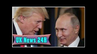 Vladimir putin: donald and i are on first name terms| UK News 24H