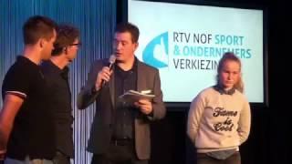 Live stream RTV NOF Sport- & Ondernemersverkiezing 2016