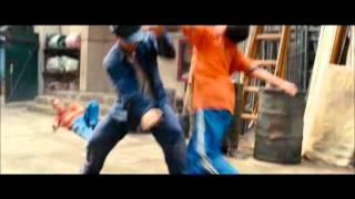 Mr Han Fights Junior Kung Fu's