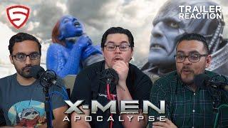 X-Men: Apocalypse | Official Trailer Reaction