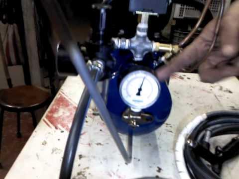 compressor caseiro do klebão