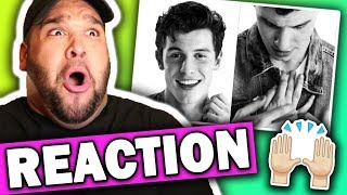 Shawn Mendes - Nervous (Vertical Music Video) REACTION