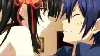 Kurumi Teasing Shido At Miku's House - Date A Live ll