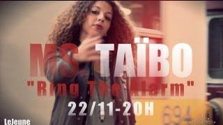 """LOUVE (Taïbo) - """"Ring The Alarm"""" (Freestyle)"""
