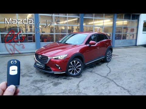 2019 Mazda CX 3 Sports Line SKYACTIV D 115HP