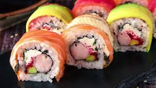 كيف تأكل وتطلب السوشي في المطعم