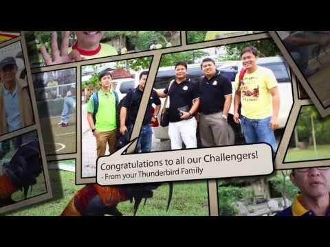 Thunderbird Bohol Challenge 2013