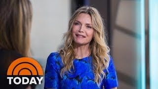 Michelle Pfeiffer: 'I Was Intimidated' By 'Murder On The Orient Express' | TODAY