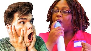 REACTING TO STRANGE ADDICTIONS!