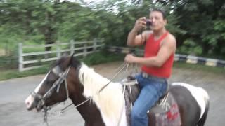 tecnicas para montar caballo
