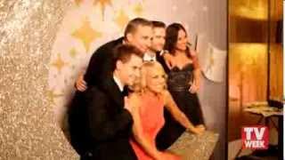 TV WEEK Logies - Photobooth fun with TV stars