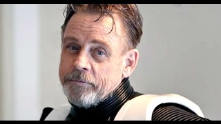 Mark Hamill shits on the new Star Wars movies