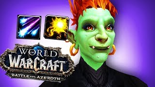 BFA Boomkin NEW Playstyle Change - World of Warcraft: Battle For Azeroth (BETA)
