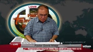 Hmong Televangelist Broadcast 5-12-2017