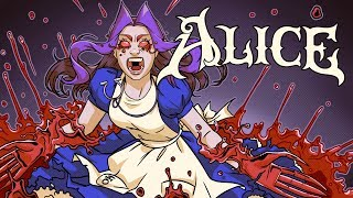 A DELICIOUS DOSE OF PEPPER | American McGee