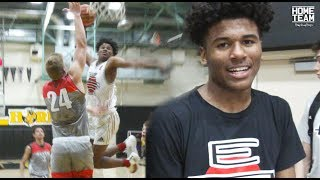 Jalen Green's EBO Debut! Goes OFF Vs. Tyler Johnson Elite at Matchup City