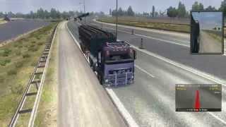 Euro Truck Simulator 2 Multiplayer - Idiots on the road Pt 24