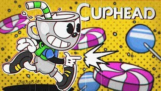 BasicallyIRage - Cuphead #3 Crazy Candy Lady, Big Headed Bird B*#%!!