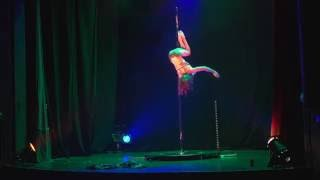 Miss Coco Passion (Poison Ivy) - Electrick Pole Show 2016