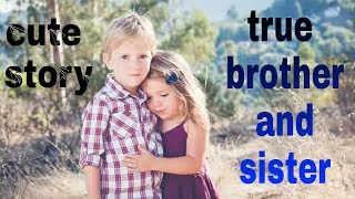 Cute story of brother and sister || Raksha Bandhan Special