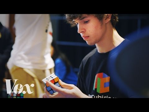 Xxx Mp4 How A 15 Year Old Solved A Rubik S Cube In 5 25 Seconds 3gp Sex