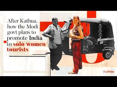 Xxx Mp4 After Kathua How The Modi Govt Plans To Promote India To Solo Women Tourists 3gp Sex