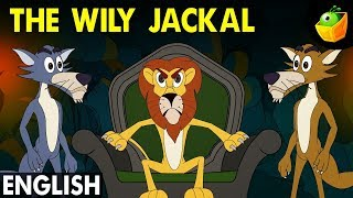 The Wily Jackal - Hitopadesha Tales in English - Animation/Cartoon Stories For Kids